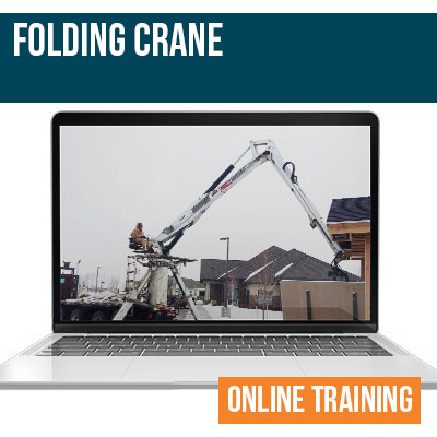 Folding Crane Online Training