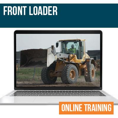 Front Loader Online Training
