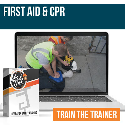First Aid & CPR Train the Trainer