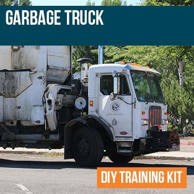 Garbage Truck DIY Training Kit