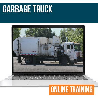 Garbage Truck Online Training