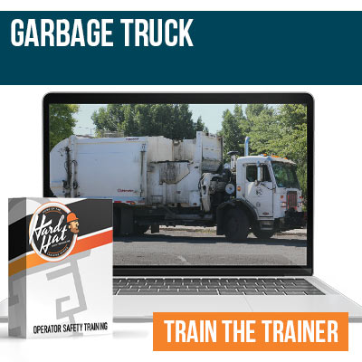 Garbage Truck Train the Trainer