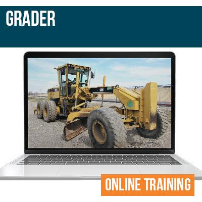 Grader Online Safety Training