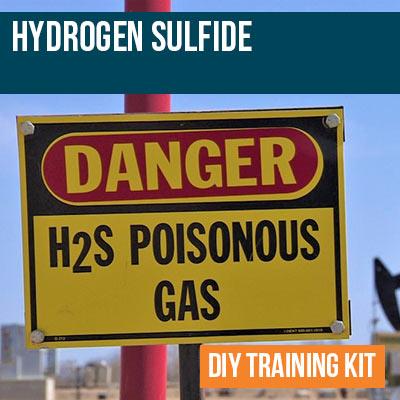 Hydrogen Sulfide DIY Training Kit