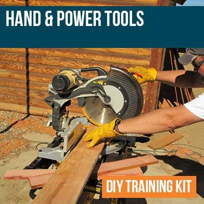 Hand and Power Tools DIY Training Kit