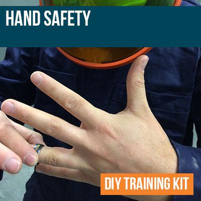 Hand Safety DIY Training Kit