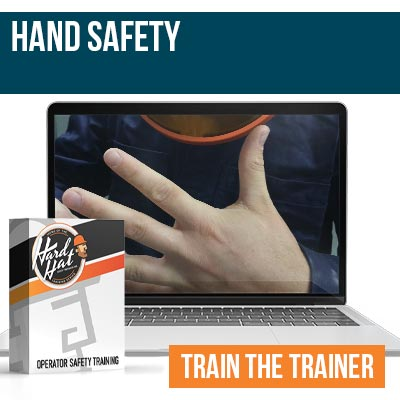 Hand Safety Train the Trainer
