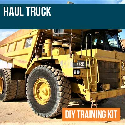 Haul Truck DIY Training Kit