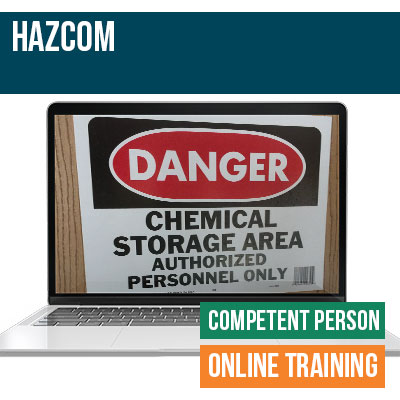 HazCom/WHMIS Competent Person Online Training