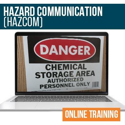 HazCom/WHMIS Online Training