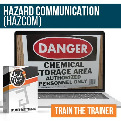HazCom/WHMIS Train the Trainer
