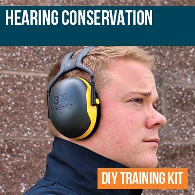 Hearing Conservation DIY Training Kit