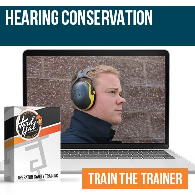 Hearing Conservation Train the Trainer