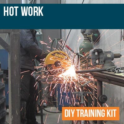 Hot Work DIY Training Kit