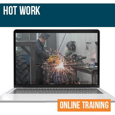 Hot Work Safety Online Training
