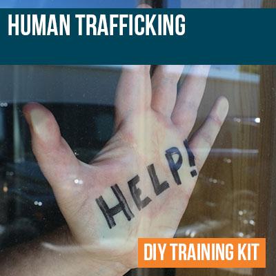 Human Trafficking DIY Training Kit