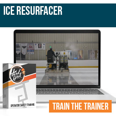 Ice Resurfacer Train the Trainer