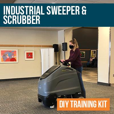 Industrial Scrubber Sweeper DIY Training Kit