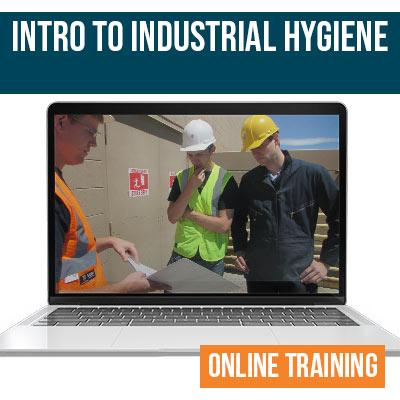 Industrial Hygiene Online Training