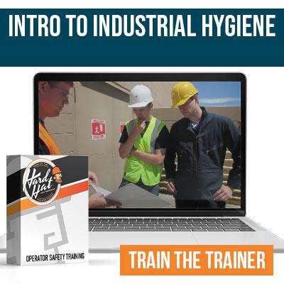 Industrial Hygiene Train the Trainer