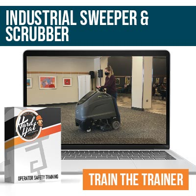 Industrial Scrubber Sweeper Train the Trainer