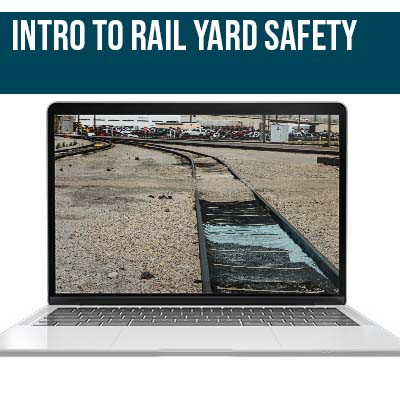 INtro to Rail Yard Safety Online Training