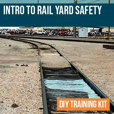 Intro to Rail Yard Safety DIY Training Kit