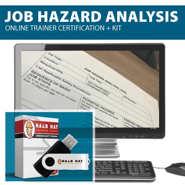 Job Hazard Analysis Online Trainer