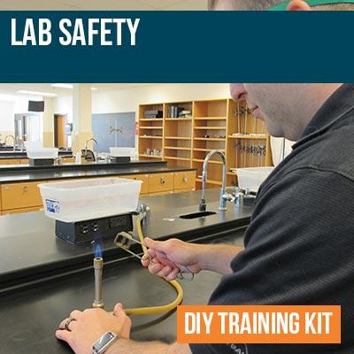 Lab Safety DIY Training Kit