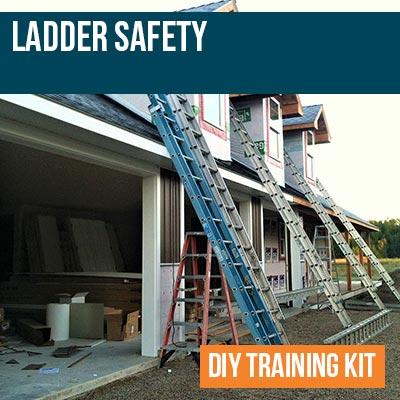 Ladder Safety DIY Training Kit