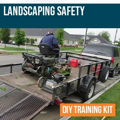 Landscaping DIY Training Kit