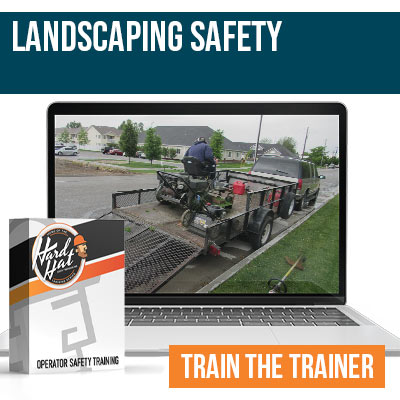 Landscaping Train the Trainer