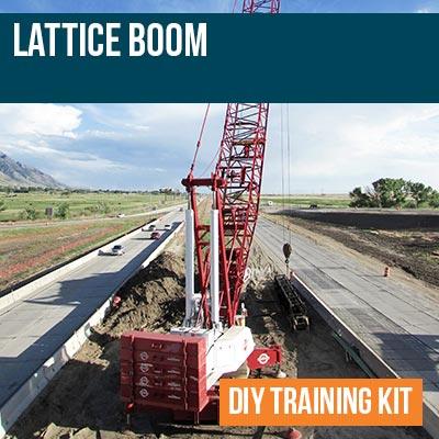 Lattice Boom DIY Training Kit