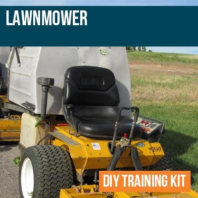 Lawnmower DIY Training Kit