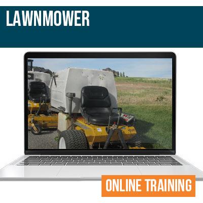 Lawnmower Online Safety Training