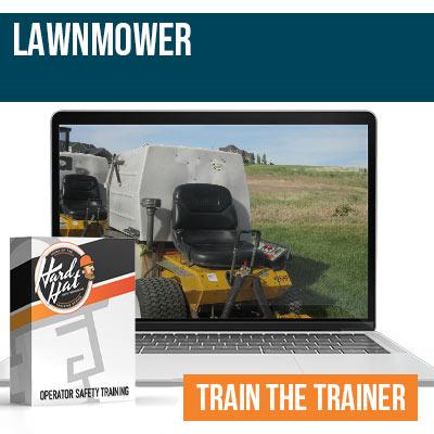Lawnmower Train the Trainer