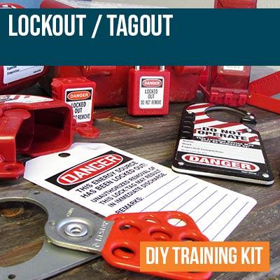 Lockout Tagout DIY Training Kit