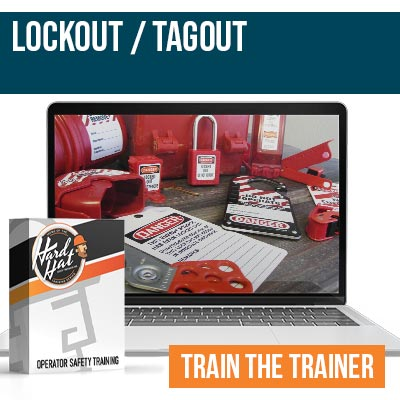Lockout Tagout Train the Trainer