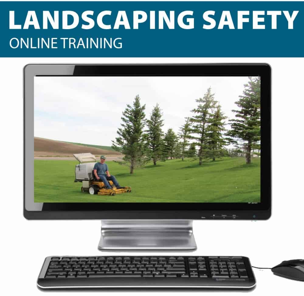 landscaping online safety training