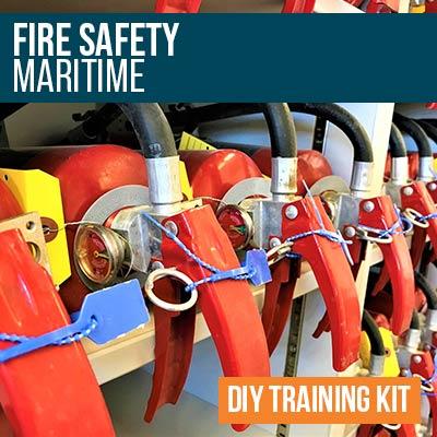 Maritime Fire Safety DIY Training Kit