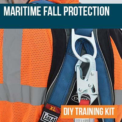 Maritime Fall Protection DIY Training Kit
