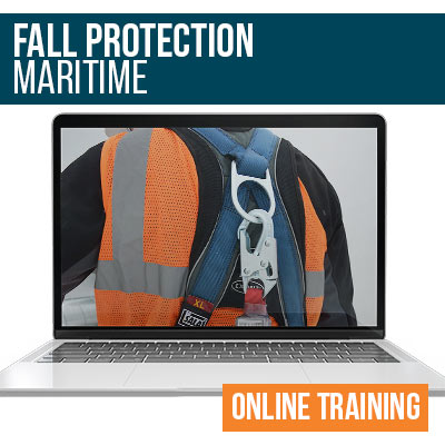 Maritime Fall Protection Online Safety Training