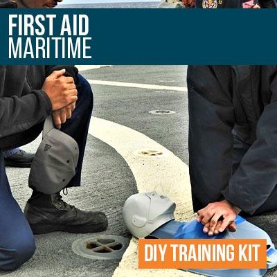 Maritime First Aid DIY Training Kit