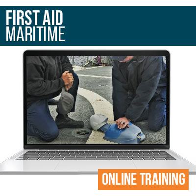 Maritime First Aid Safety Training