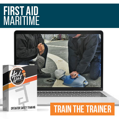 Maritime First Aid Train the Trainer