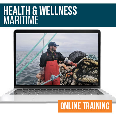 Maritime Health and Wellness Online Safety Training