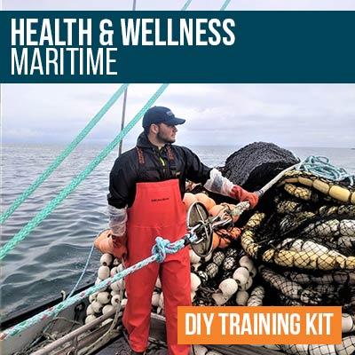 Maritime Health and Wellness DIY Training Kit