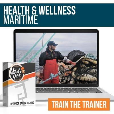 Maritime Health and Wellness Train the Trainer