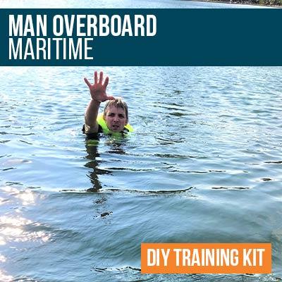 Maritime Man Overboard DIY Training Kit