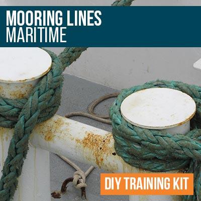 Maritime Mooring Lines DIY Training Kit